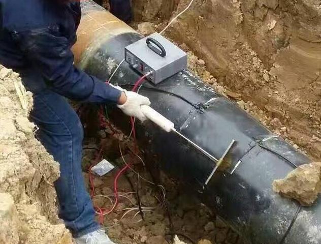 电火花检测仪现场