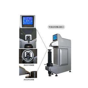 全自动数显凸鼻子结构洛氏硬度试验机 LHR6000